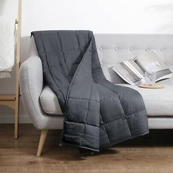 Weighted Blanket for Adults Sensory Blanket 60x80 20lb Queen