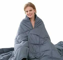 Amy Garden Bamboo Microfiber Cooling Weighted Blanket   More