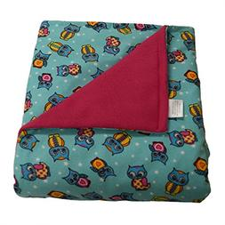 SENSORY GOODS Child Small Weighted Blanket Made in America -