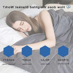 Weighted Blanket Cool ooling ym Best My Calm Gravity Calming