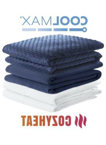 degrees of comfort weighted blanket w 2