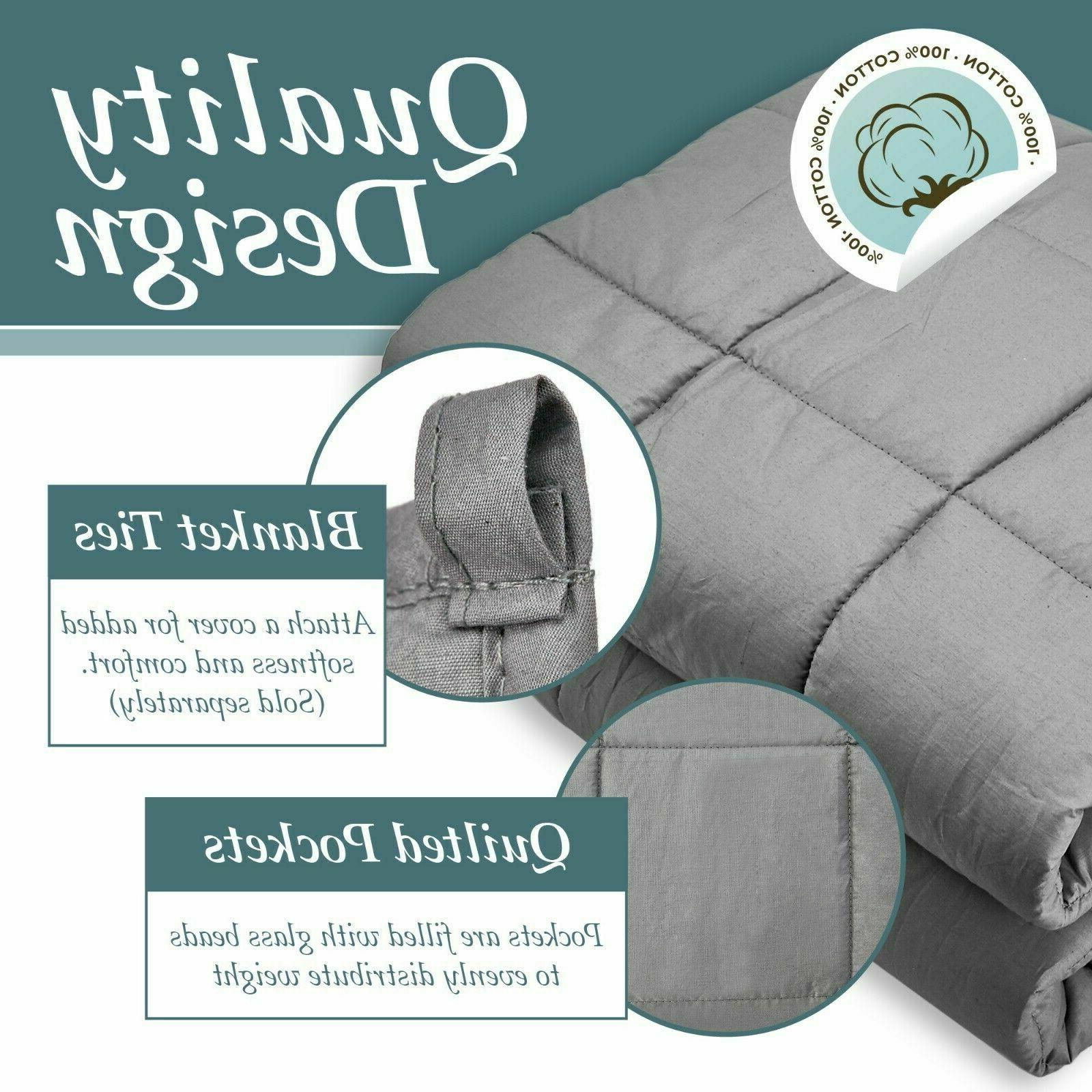 Heavy Weighted Blanket / Deep Reduce