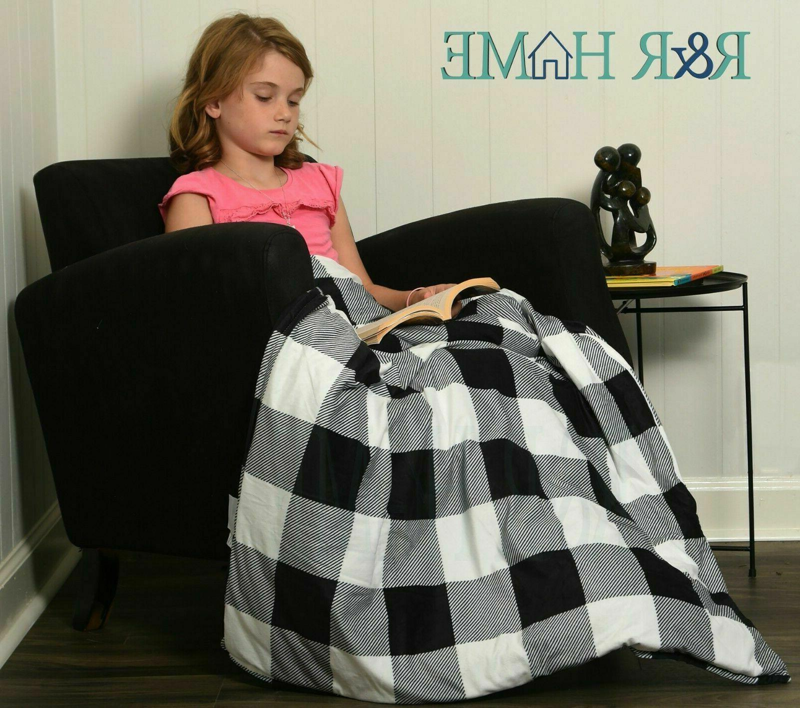 """Weighted Blanket w/ Cover 
