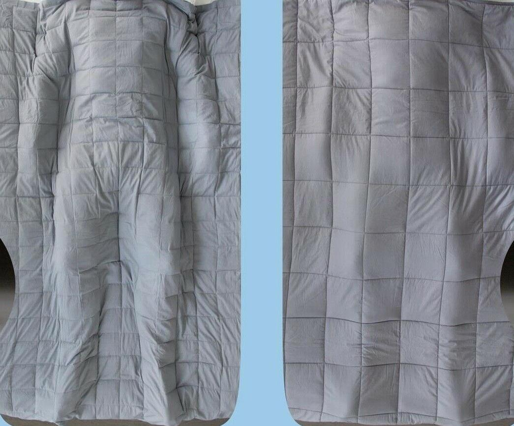 Weighted cotton breathable, lbs