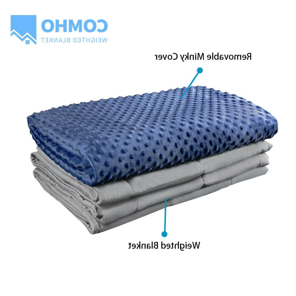 COMHO Premium Blanket & Removable Cover 15
