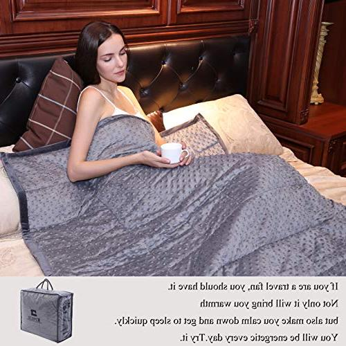 """Kpblis lbs 48"""" for 130-170 Size Blanket for"""