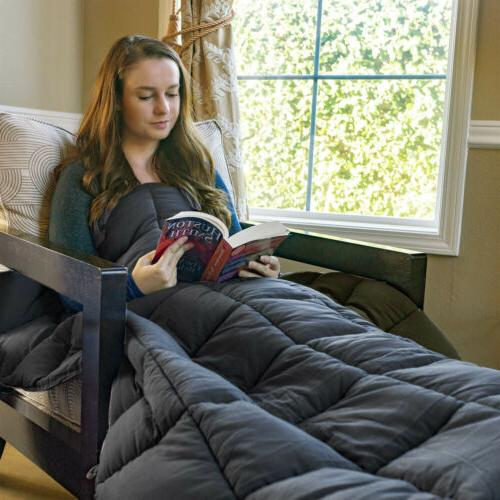 Weighted Weighted 20 lbs Sensory Blanket Adults