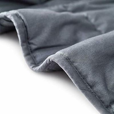 YnM Weighted Blanket Heavy Cotton