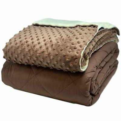 Duido Blanket Adults Ultra Washable Cover, Premium