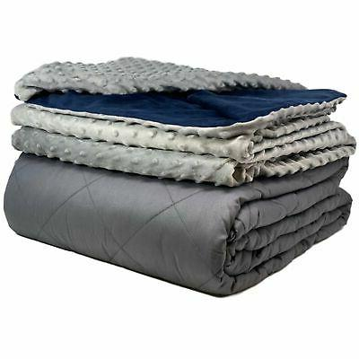 weighted blanket for adults with ultra soft
