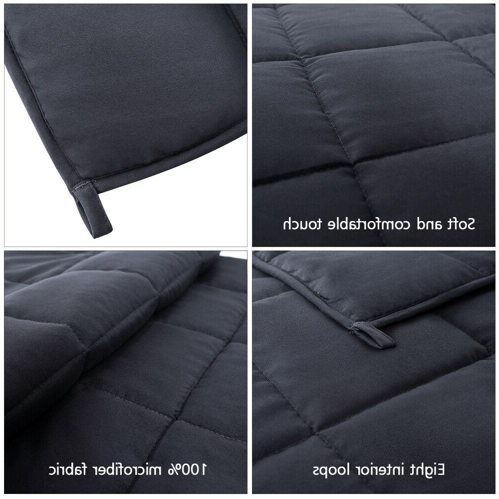 Heavy Weighted Blanket 15 / lb Deep Reduce +
