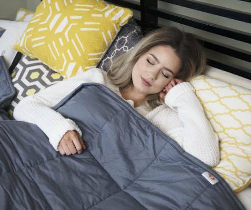 weighted blanket queen size 60 x80 15lb