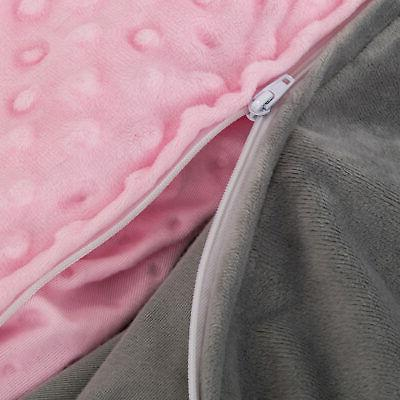 Weighted Blanket Cover Reduce Promote Deep Sleep