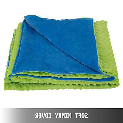 Weighted Cover 15 For & Kids Natural Sleep