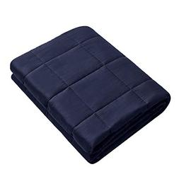 Weighted Idea Weighted Blanket | 7 lbs | 41''x60'' | Cotton