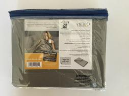 Quility Premium Removable Cotton Cover for Weighted Blanket