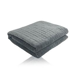 Hypnoser Removable Cover for Weighted Blanket Inner Layer Du
