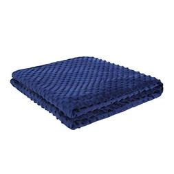 """Kpblis Removable Duvet Cover for Weighted Blanket 48"""" x 72"""","""