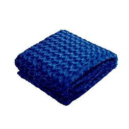 ZonLi Removable Duvet Cover for Weighted Blanket   Navy   So