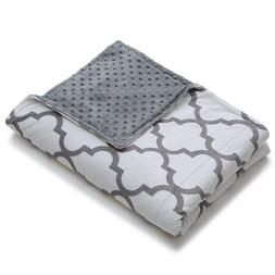 YnM Removable Duvet Cover for Weighted Blanket Premium Mater