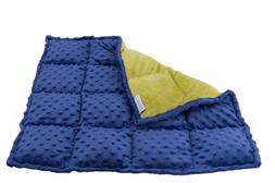 Sensory Weighted Lap Pad 5 Pounds Great Blanket for Kids w/