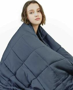 YnM Weighted Blanket  | 2.0 Cool Heavy Blanket ...