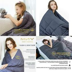 Ynm Weighted Blanket  | 2.0 Cool Heavy Blanket |