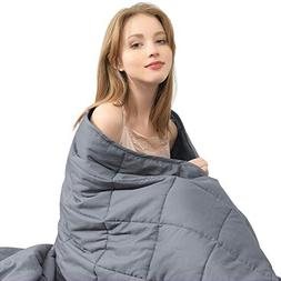 """Ourea Natural Weighted Blankets for Kids 