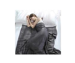 YsFF Weighted Blanket Adult 60''x80'', 20lbs for 170-230lb I