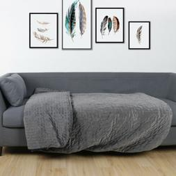 Anxiety Weighted Blanket For Adults Fit to Twin Size or Full