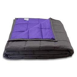 CMFRT Weighted Blanket for Kids - | 100% Soft Breathable Cot