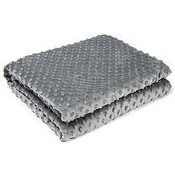 RCURT Duvet Cover for Weighted Blanket,Children Removable /