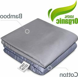 RONGO King Size Weighted Blanket Premium Quality