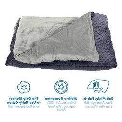 Harkla Weighted Blanket for Kids  - Helps with Anxiety, Auti